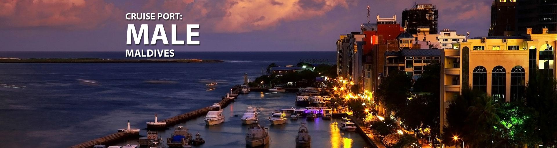 Cruises to Male, Maldives