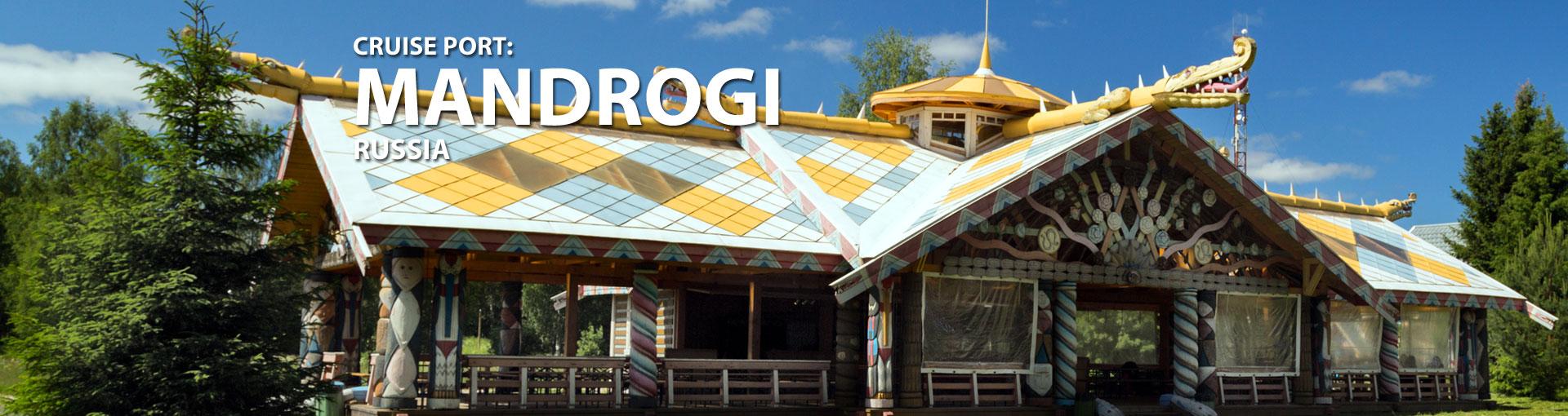 Cruises to Mandrogi, Russia