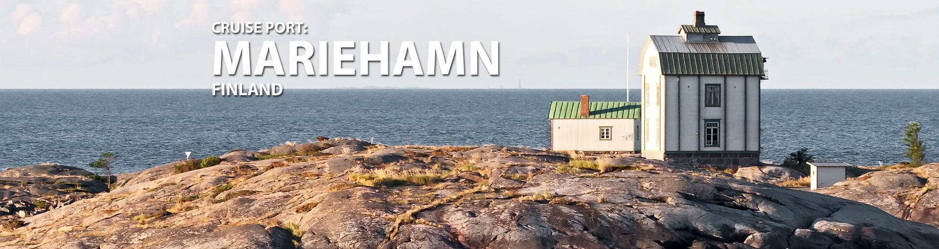 Cruises to Mariehamn, Finland