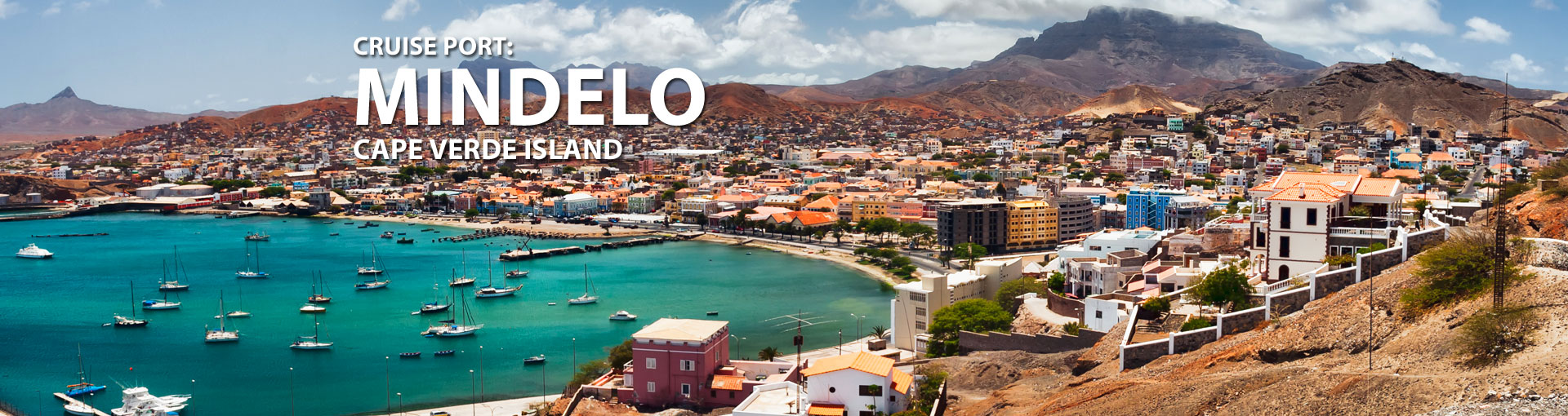 Cruises to Mindelo, Cape Verde Island