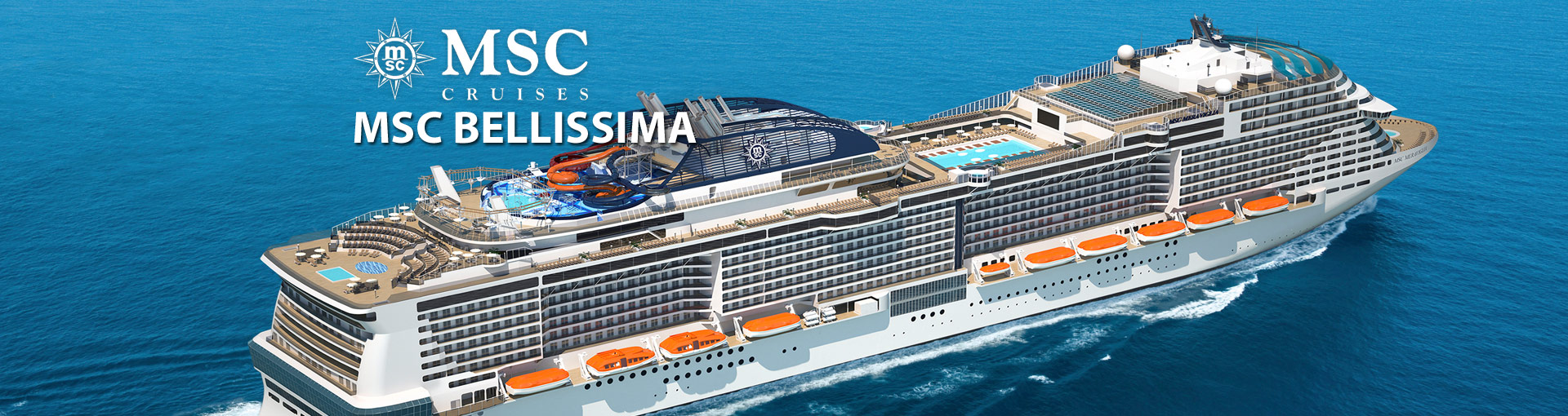 MSC Cruises MSC Bellissima Cruise Ship