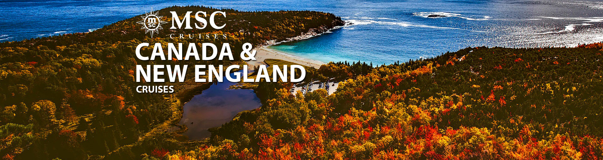 MSC Cruises to Canada and New England