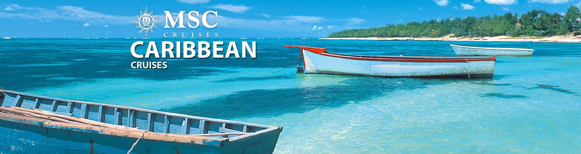 MSC Cruises Caribbean Cruises