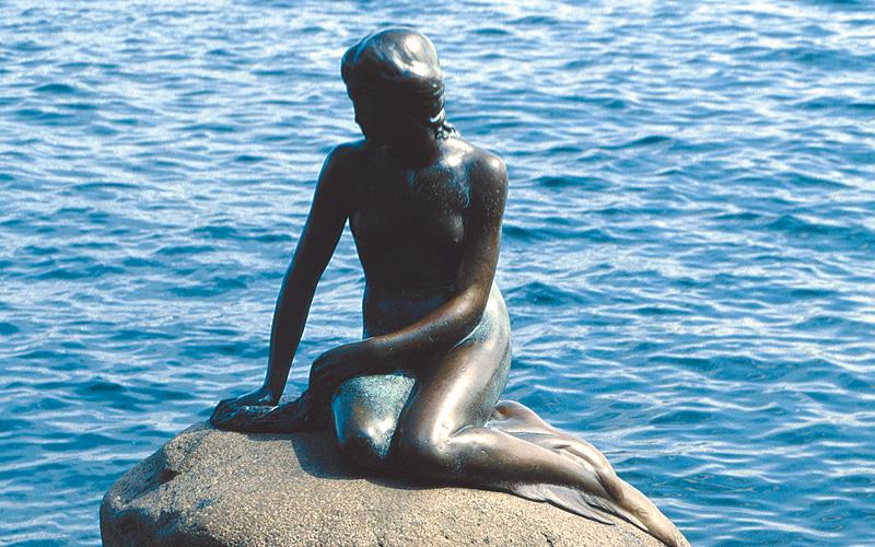 Little Mermaid Copenhagen, Denmark MSC Cruises