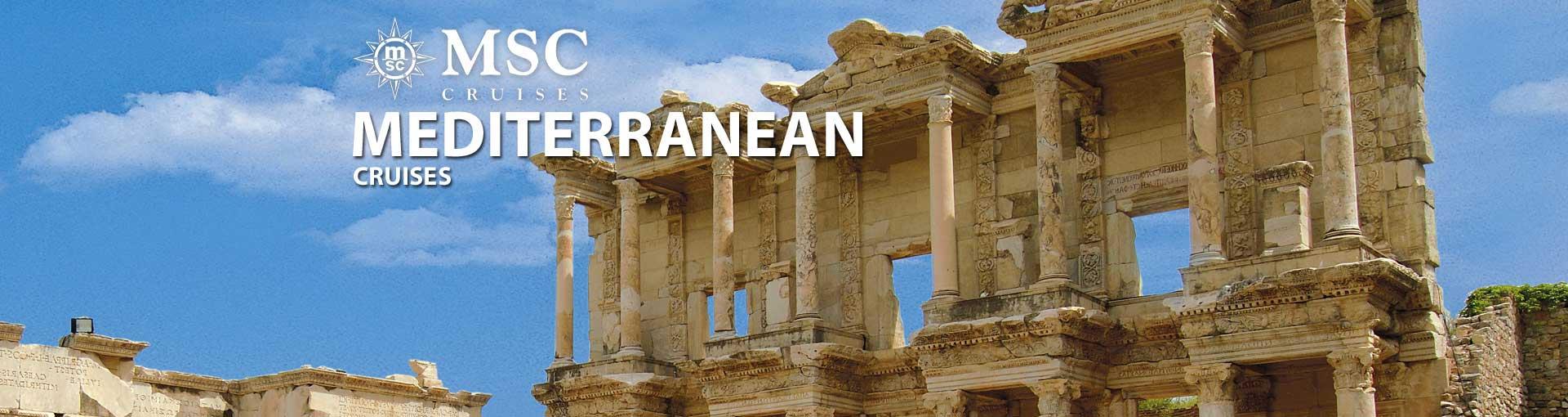 MSC Cruises Mediterranean Cruises