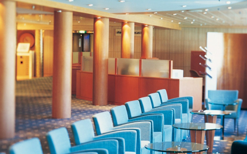 MSC Cruises MSC Armonia Cyber Cafe