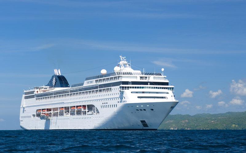 MSC Cruises MSC Lirica exterior 01