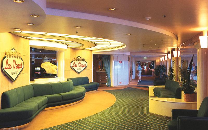 MSC Cruises MSC Lirica Las Vegas Casino