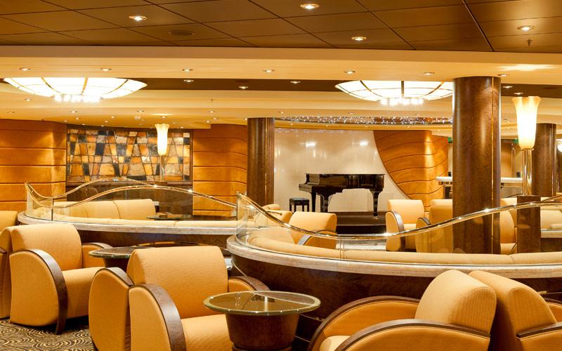 MSC Cruises MSC Magnifica Topazio Bar