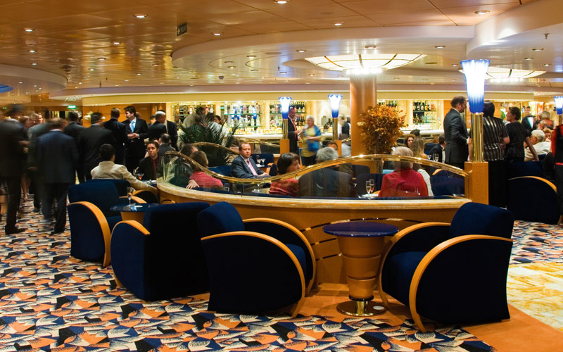 MSC Cruises MSC Musica Coffee Bar