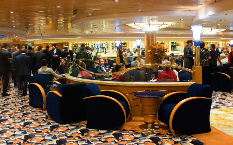 MSC Cruises MSC Musica Coffee Bar