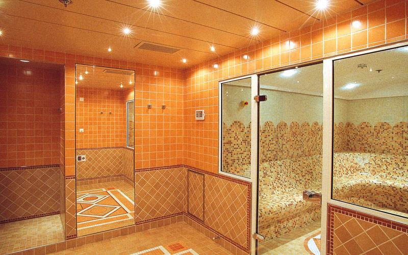 MSC Cruises MSC Musica Turkish Bath
