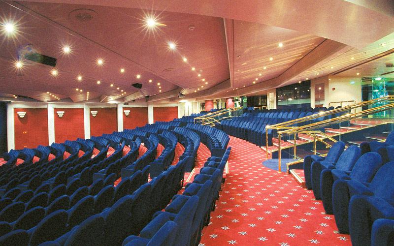 MSC Cruises MSC Opera Teatro Dell