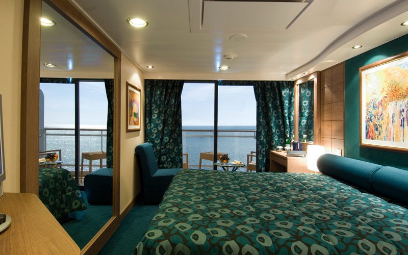 MSC Cruises MSC Orchestra balcony Suite