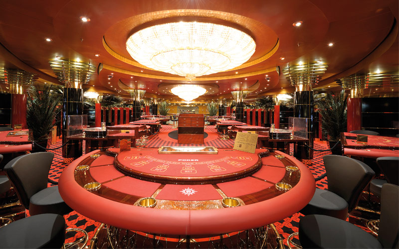 MSC Cruises MSC Poesia Casino Royal