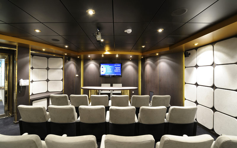 MSC Cruises MSC Poesia Conference room