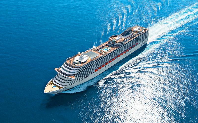 MSC Cruises MSC Prezoisa exterior