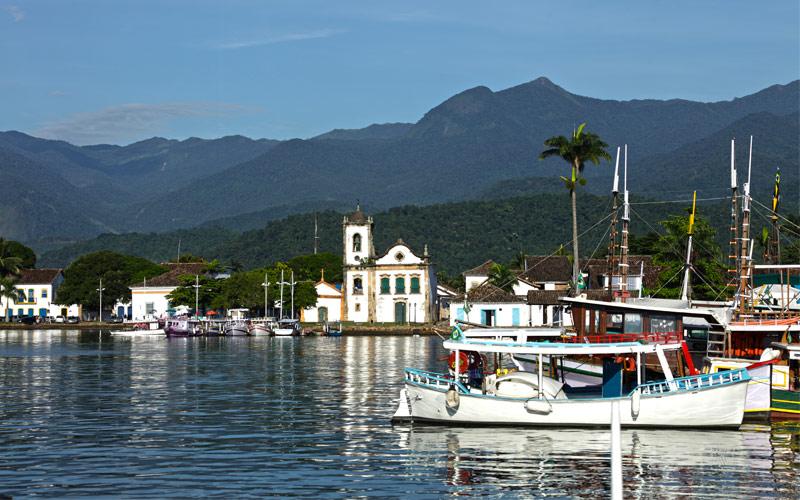 Paraty, Rio de Janeiro MSC Cruises South America