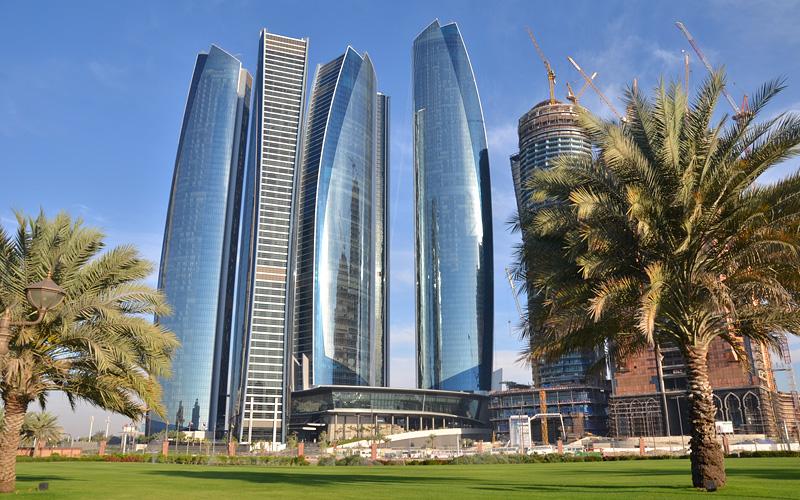 Abu Dhabi, United Arab Emirates MSC Cruises Asia
