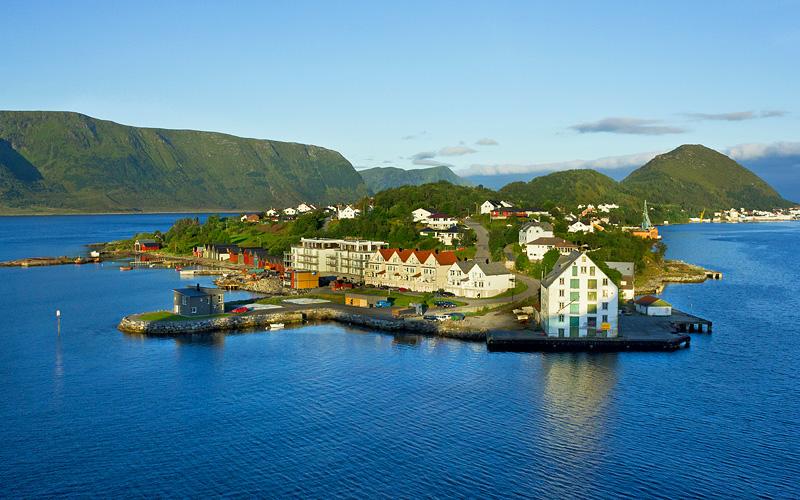 Alesund, Norway MSC Cruises Northern Europe