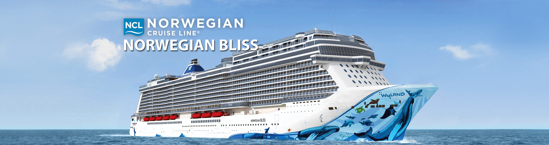 Norwegian Cruise Line Norwegian Bliss Cruise Ship