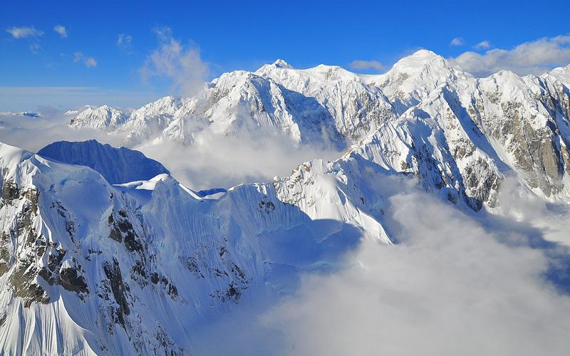 Norwegian Alaska Cruisetours Mount McKinley