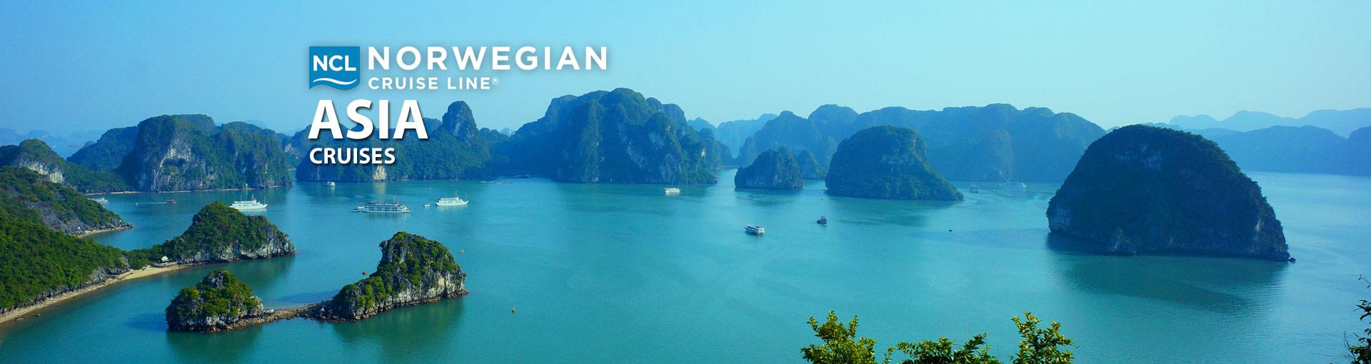 Norwegian Cruise Line Asia Cruises