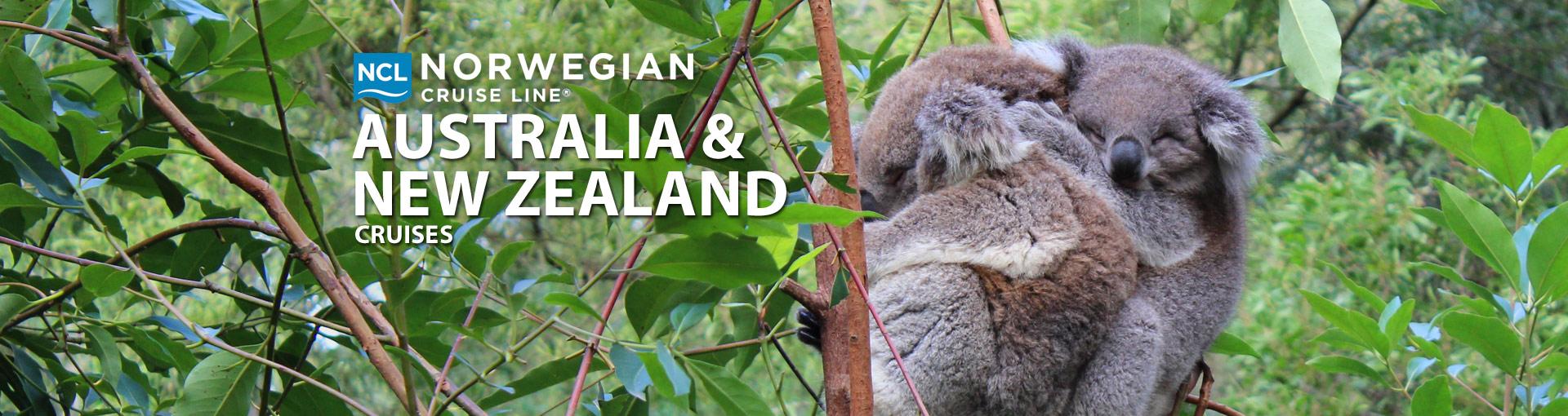 Norwegian Cruise Line Australia and New Zealand