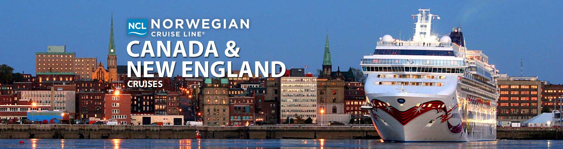 Norwegian Cruise Line Canada New England Cruises