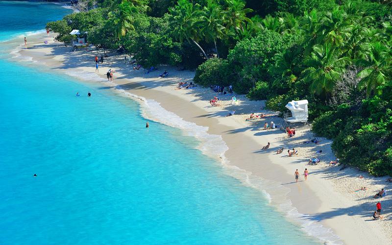 Eastern Caribbean St. John, USVI Norwegian Cruise