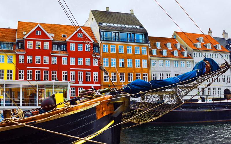 Copenhagen, Denmark Europe Norwegian Cruise