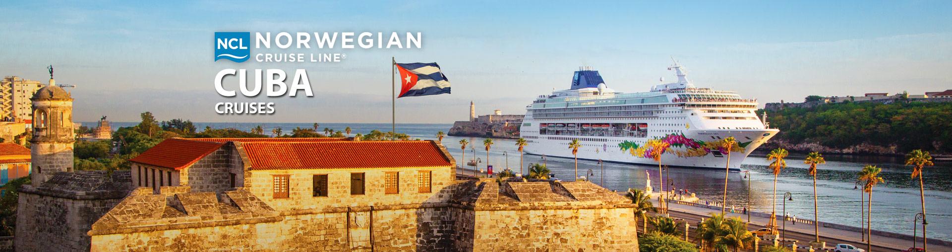 Norwegian Cruise Line Cuba Cruises