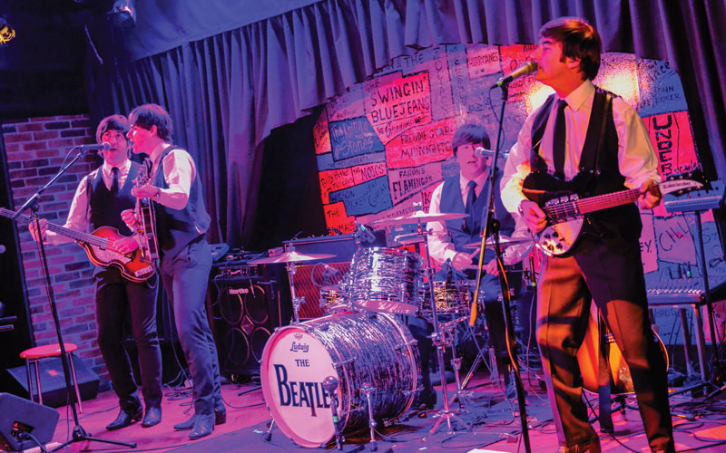The Beatles Show at The Cavern Club