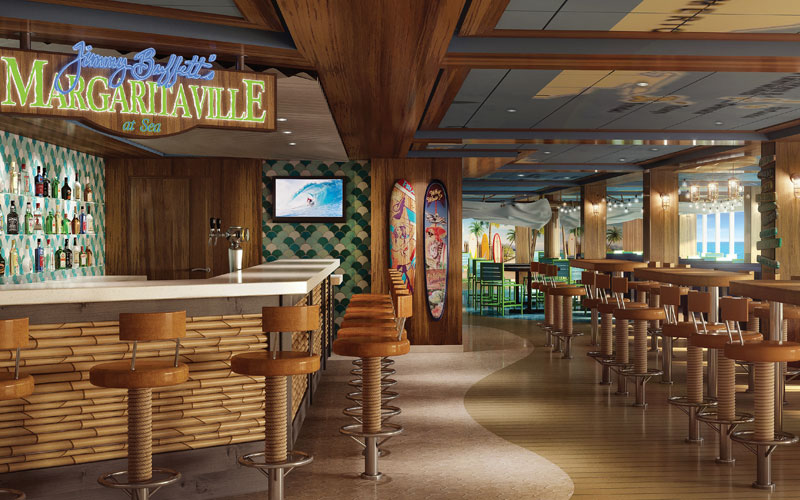 Margaritaville on the Bliss