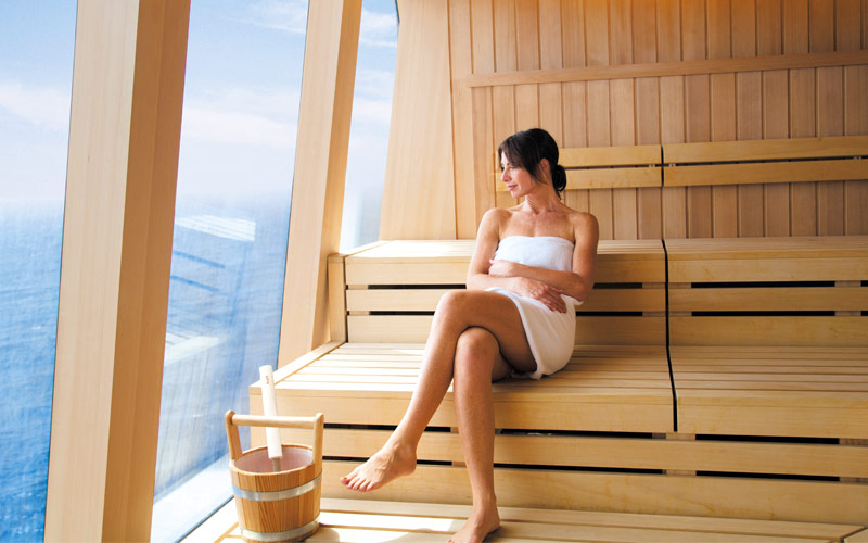 Norwegian Cruise Line Epic Mandara spa