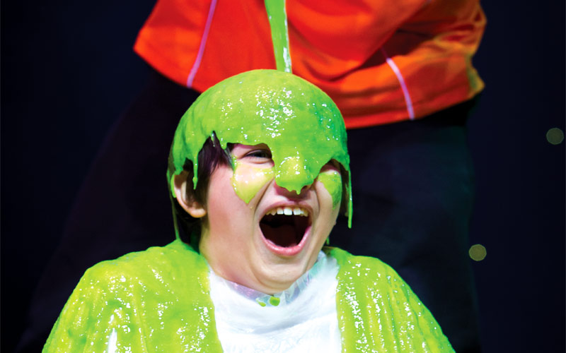 Norwegian Cruise Line Gem Nickelodeon slimmed