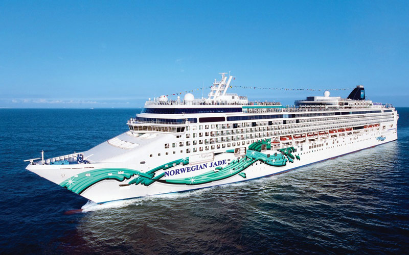 Norwegian Jade Cruise Ship And Norwegian Jade - Norway cruises