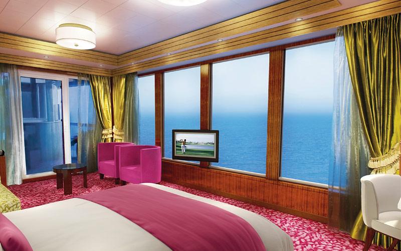 Norwegian Cruise Line Jade Garden Villa