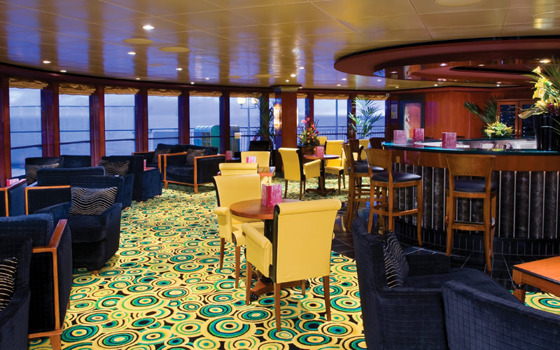 Norwegian Cruise Line Jade Public Star Bar