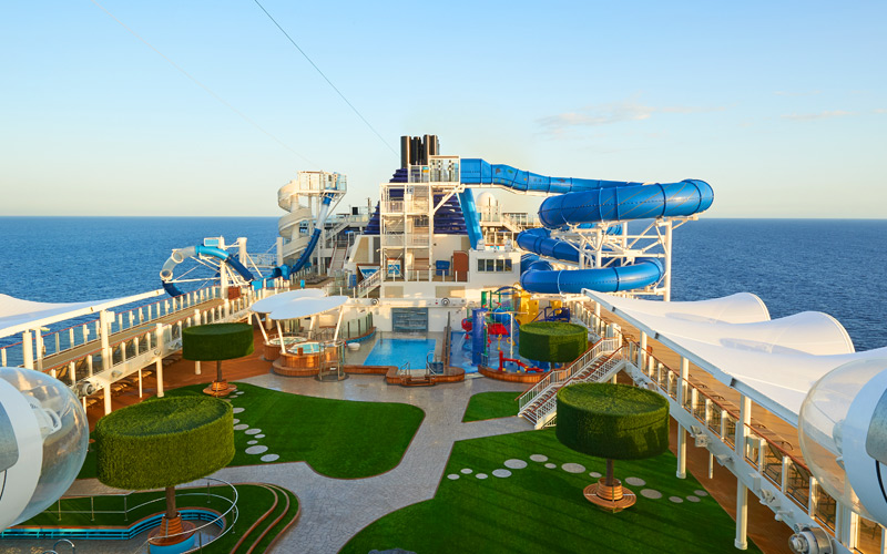 Norwegian Joy Cruise Ship 2018 And 2019 Norwegian Joy