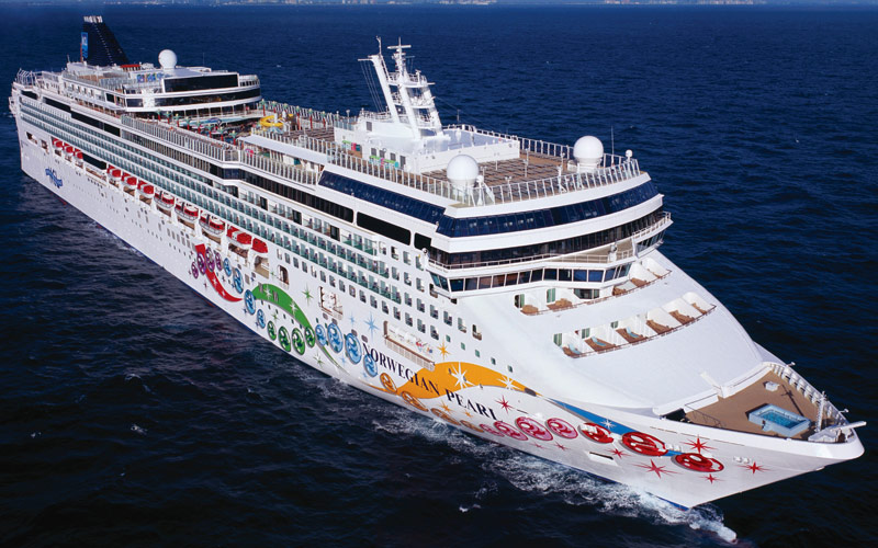 Norwegian Pearl Cruise Ship 2018 And 2019 Norwegian Pearl