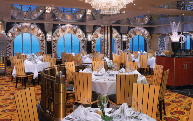 Norwegian Cruise Line Pride of America restaurant
