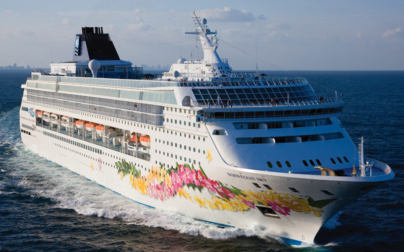 Norwegian Sky Cruise Ship 2018 And 2019 Norwegian Sky