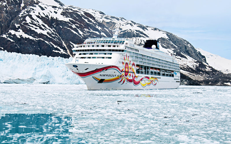 Norwegian Cruise Line Sun exterior