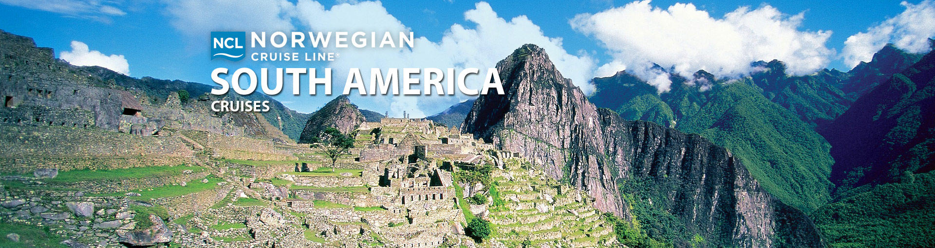 Norwegian South America Cruises And South America - Cruise to south america