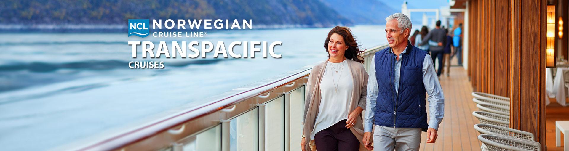 Norwegian Cruise Line Transpacific Cruises