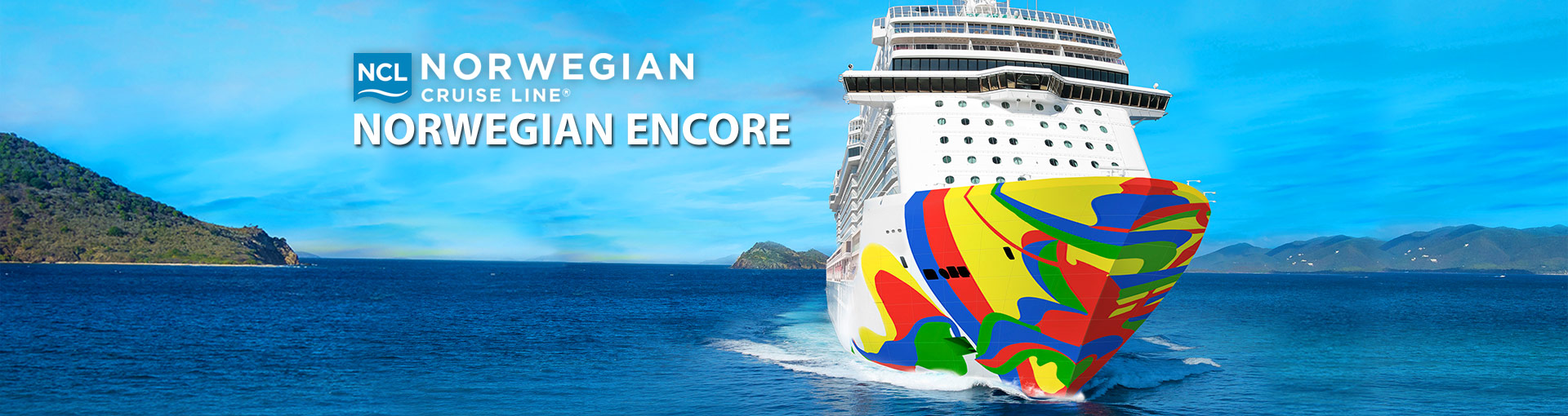 Norwegian Encore Cruise Ship