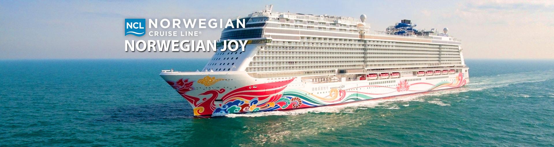 Norwegian Joy Cruise Ship 2018 And 2019 Norwegian Joy