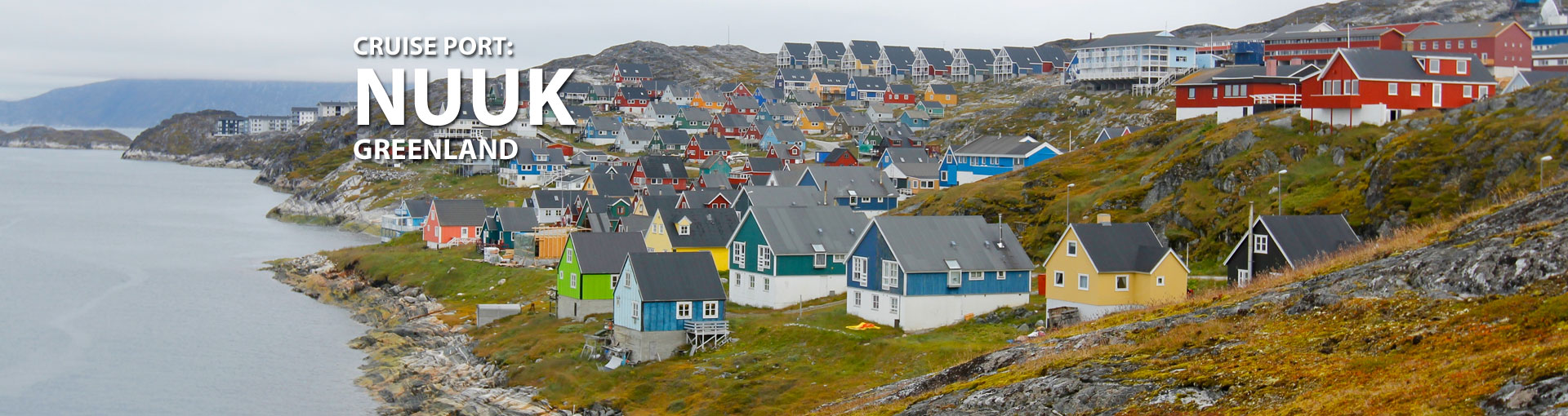 Nuuk- Explore all of our trips to Nuuk