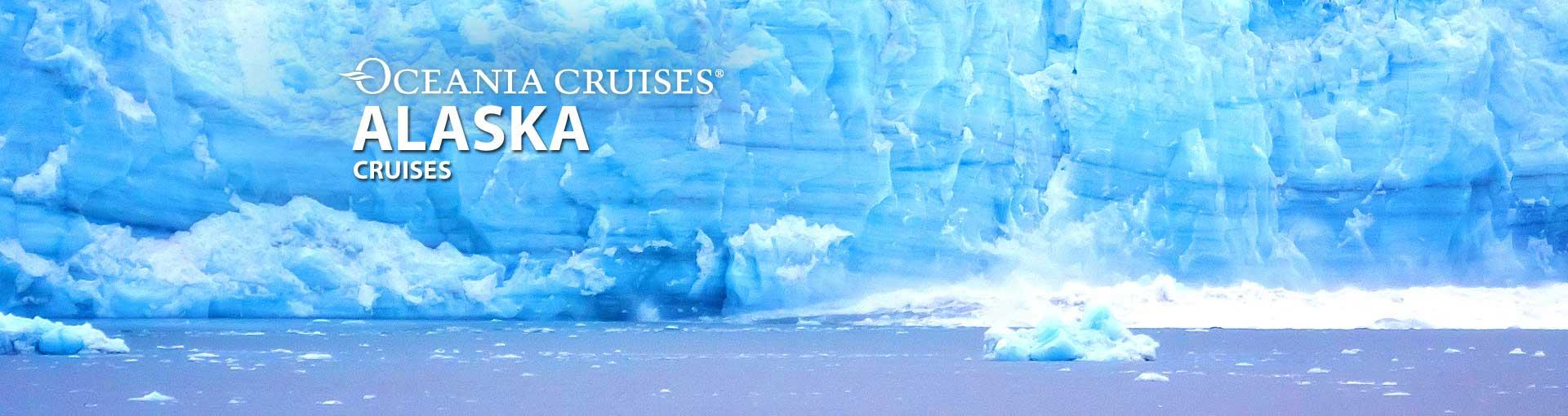 Oceania Cruises Alaska cruises